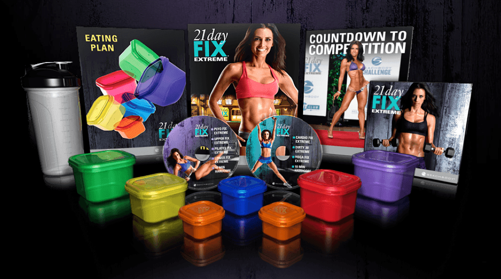 21 Day Fix Extreme Products