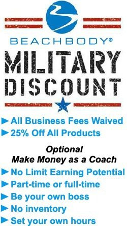 beachbody-coach-military-discount